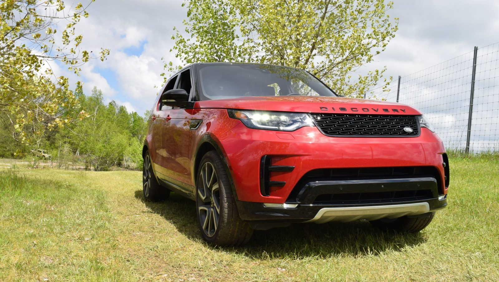 2018 Land Rover DISCOVERY 32