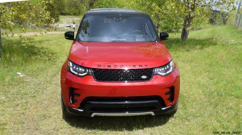 2018 Land Rover DISCOVERY 35