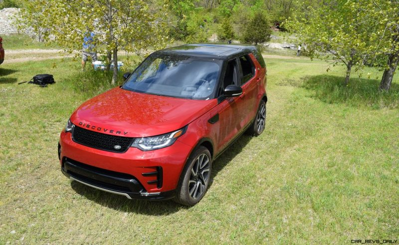 2018 Land Rover DISCOVERY 36