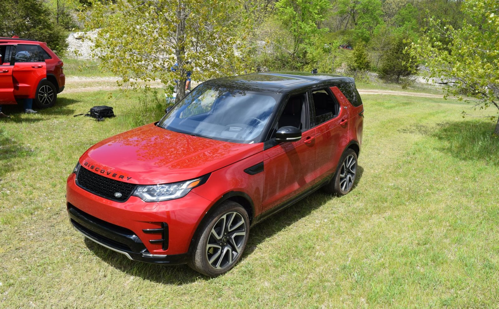 2018 Land Rover DISCOVERY 37