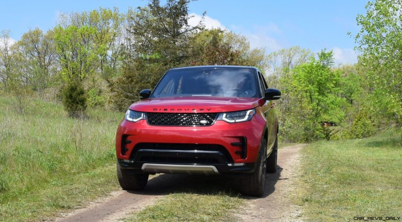 2018 Land Rover DISCOVERY 4