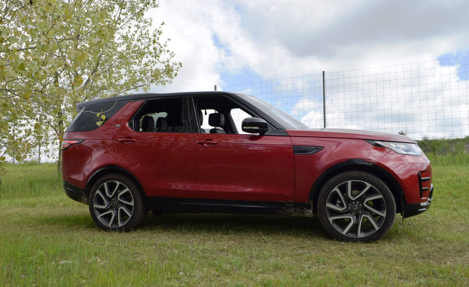 2018 Land Rover DISCOVERY 46