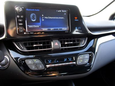 2018 Toyota CH-R Interior Photos 25