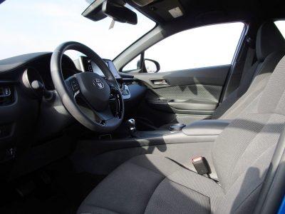 2018 Toyota CH-R Interior Photos 39