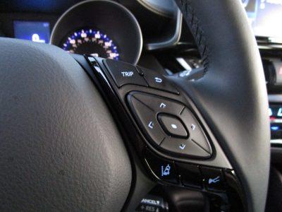 2018 Toyota CH-R Interior Photos 4