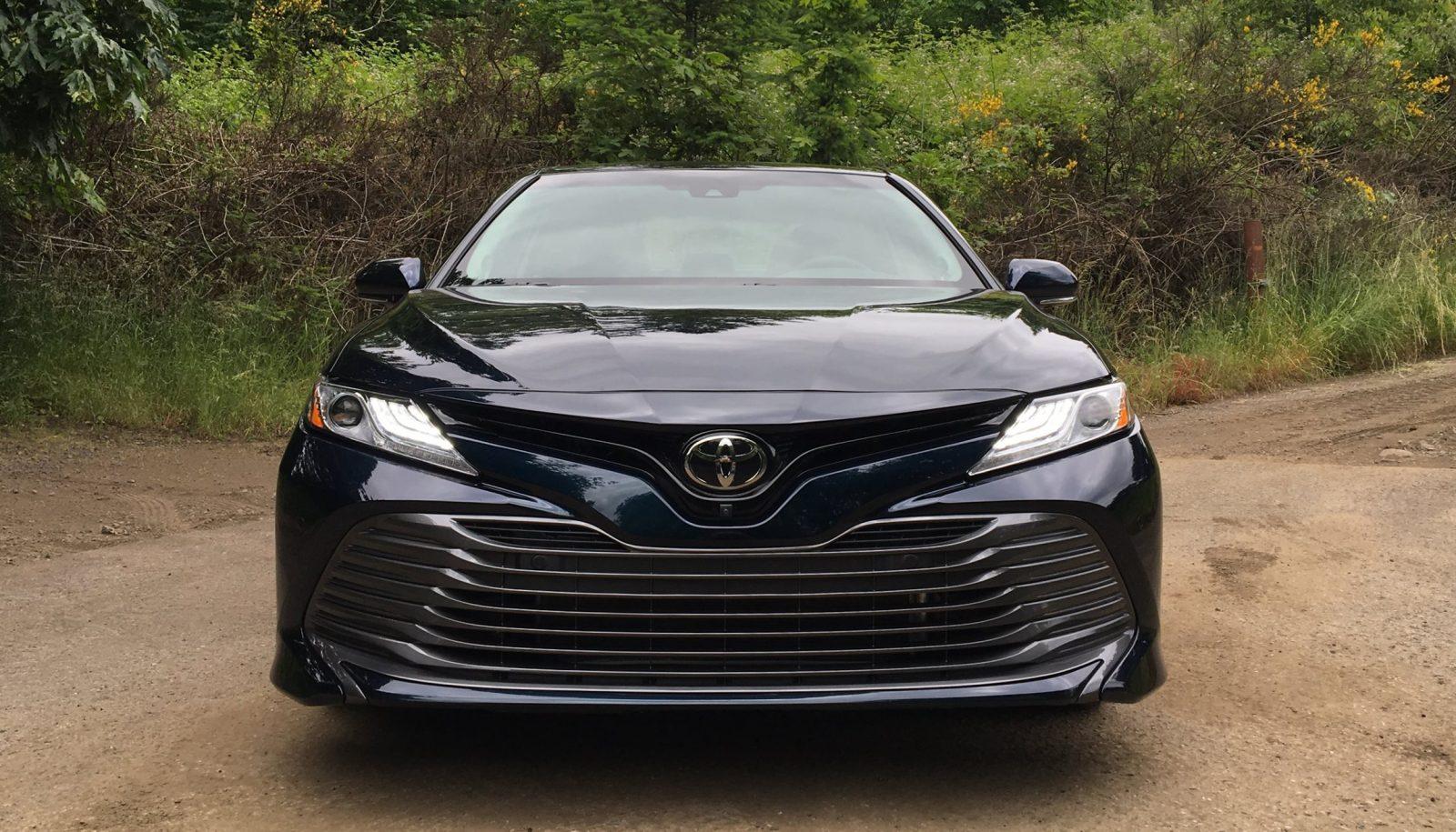 2016 Toyota Camry Xse >> 2018 Toyota Camry XLE By Zeid Nasser 2