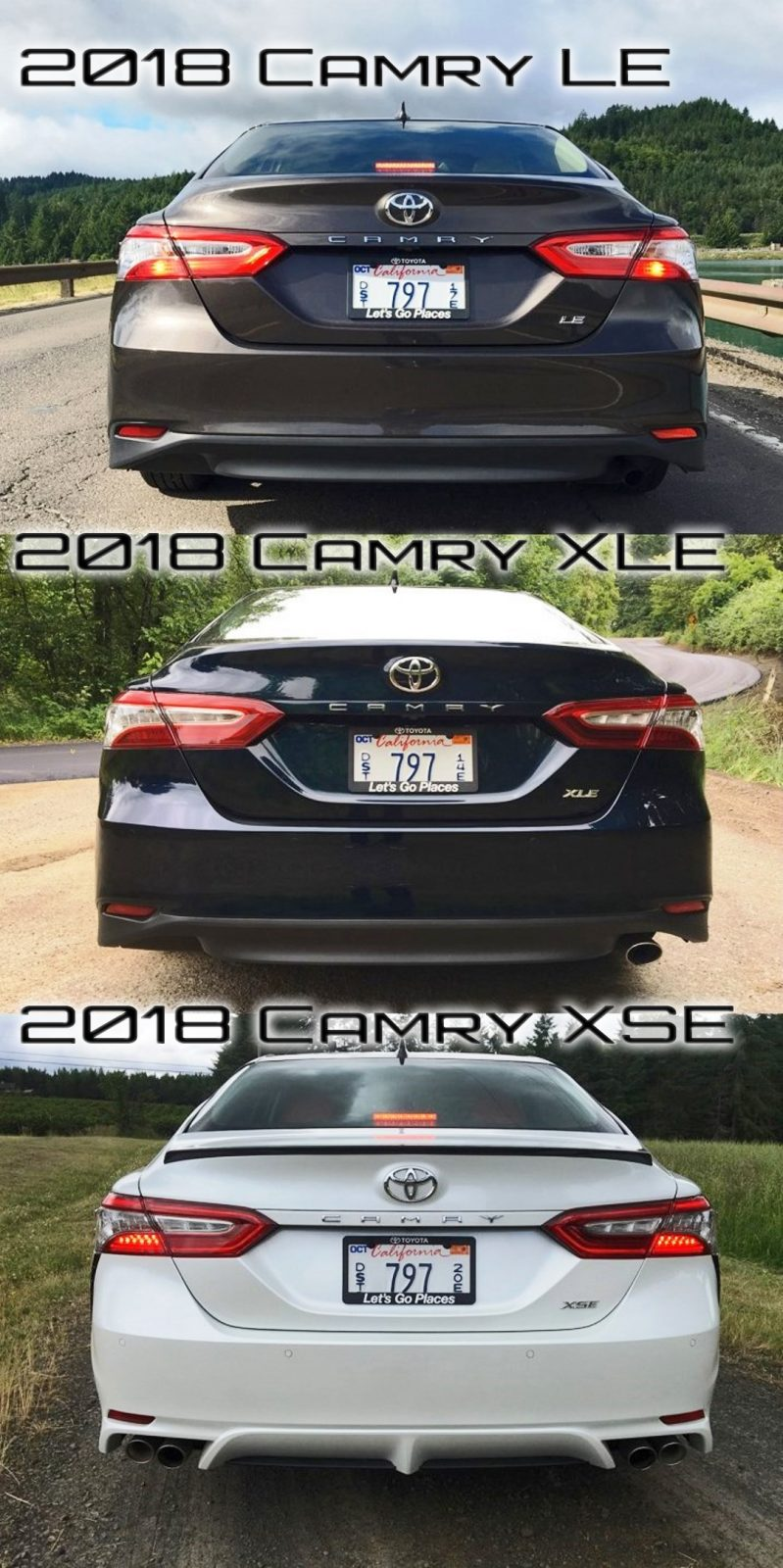 Camry-LE,-XLE-and-XSE-Trim-Comparisons-1