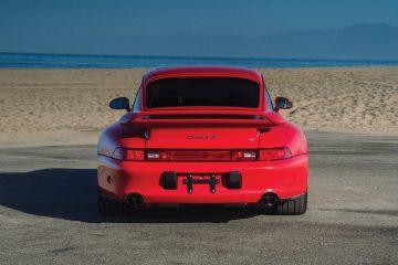 1997 Porsche 911 Turbo S – RM Monterey 2017 Preview