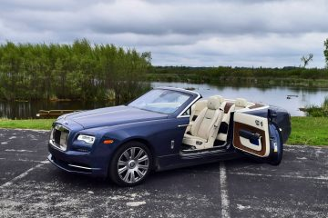 2017 Rolls-Royce DAWN – First Drive Review + Video