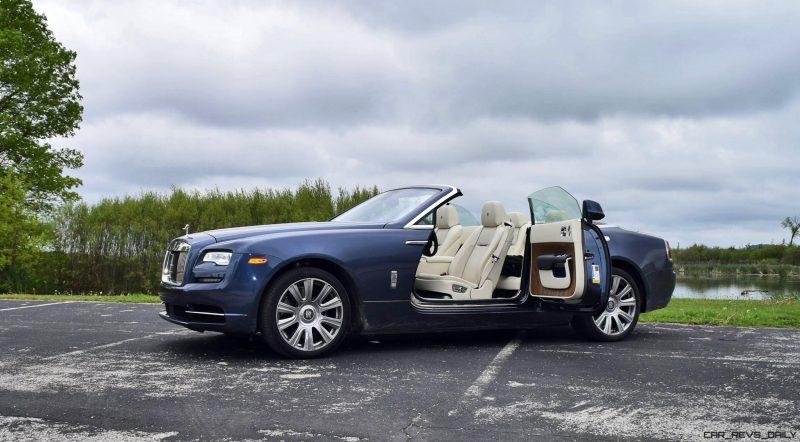 Rolls-Royce DAWN EXTERIORS 48