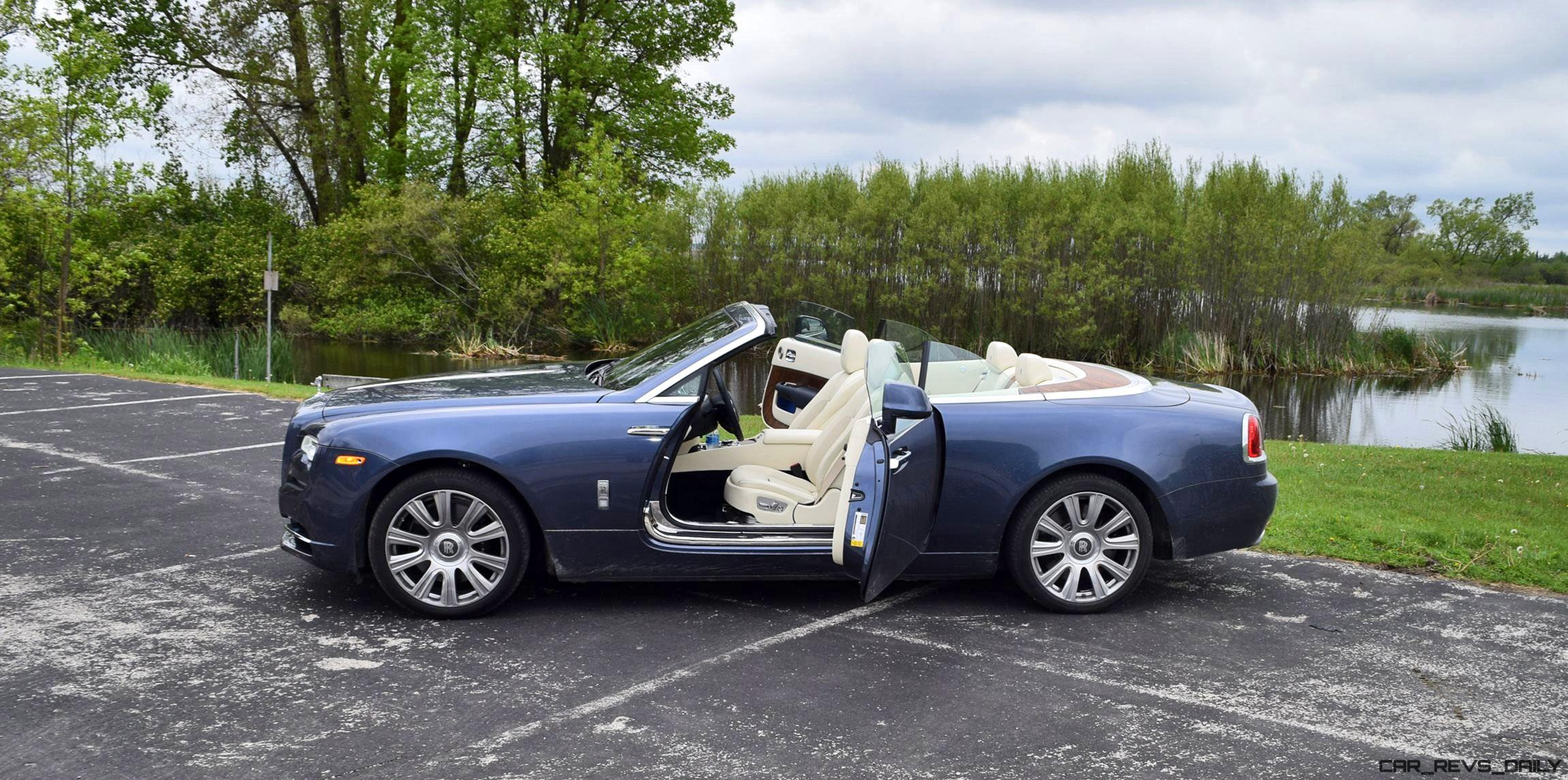 Excellent 2017 RollsRoyce DAWN  First Drive Review  Video