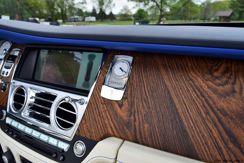 Rolls Royce Dawn INTERIORS 16