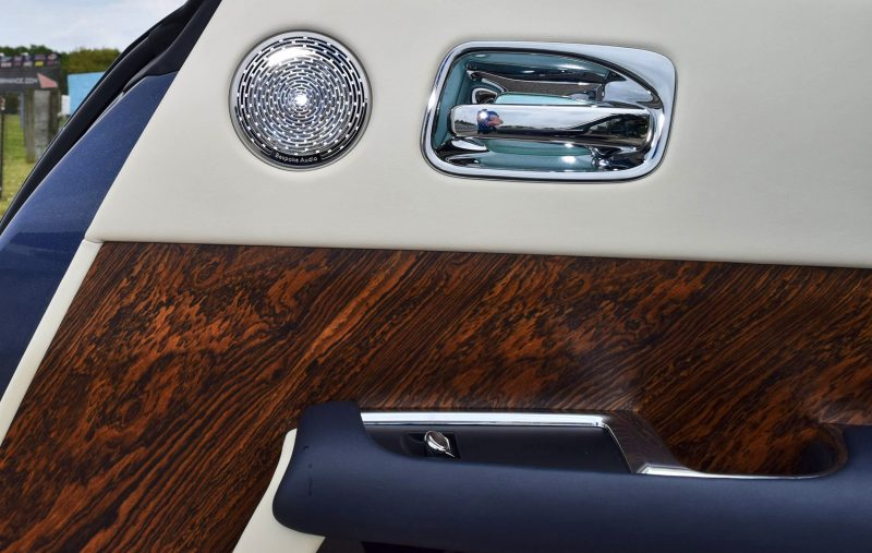 Rolls Royce Dawn INTERIORS 4