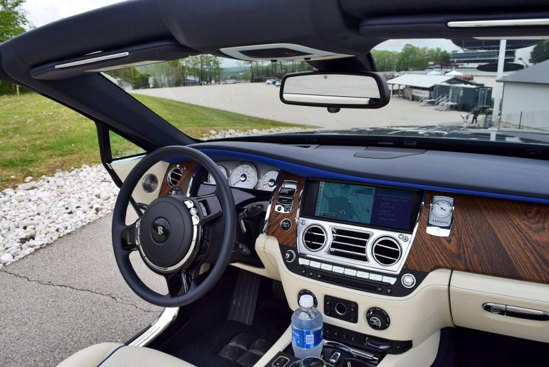 Rolls Royce Dawn INTERIORS 9