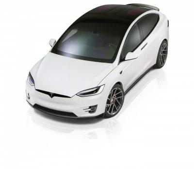 Tesla Model X ByNovitec 10