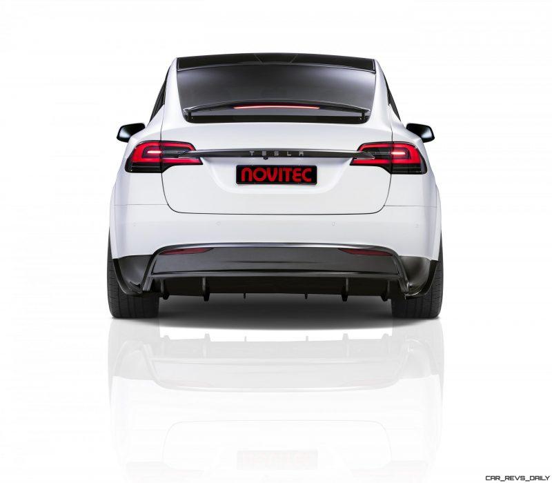 Tesla Model X ByNovitec 16