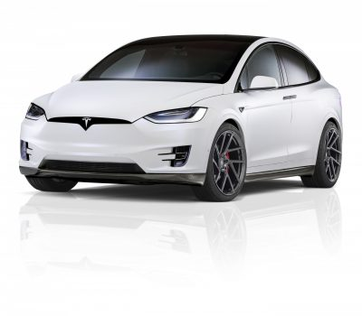 Tesla Model X ByNovitec 2