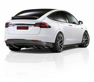 Tesla Model X ByNovitec 4