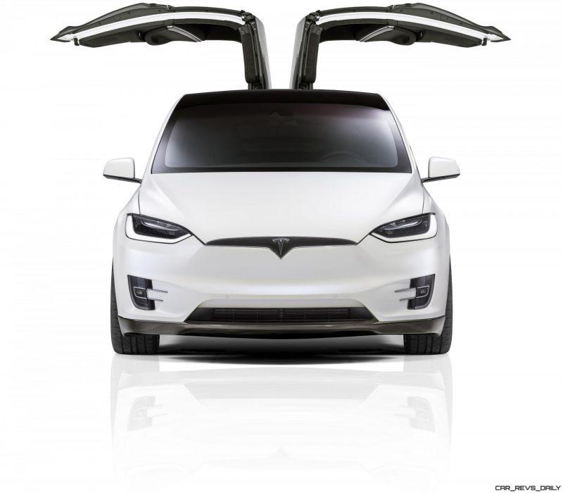 Tesla Model X ByNovitec 6