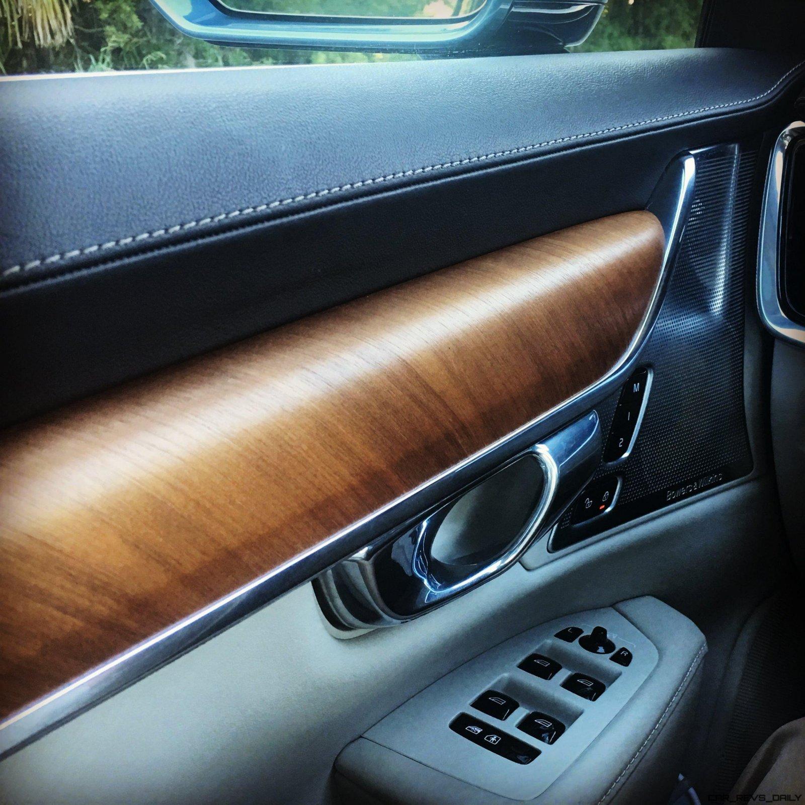 Largest Volvo Suv: VOLVO S90 T6 AWD Interiors 21