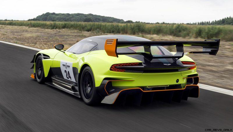Is Aston Martin VULCAN AMR Pro the End of an Era? » Best of 2017