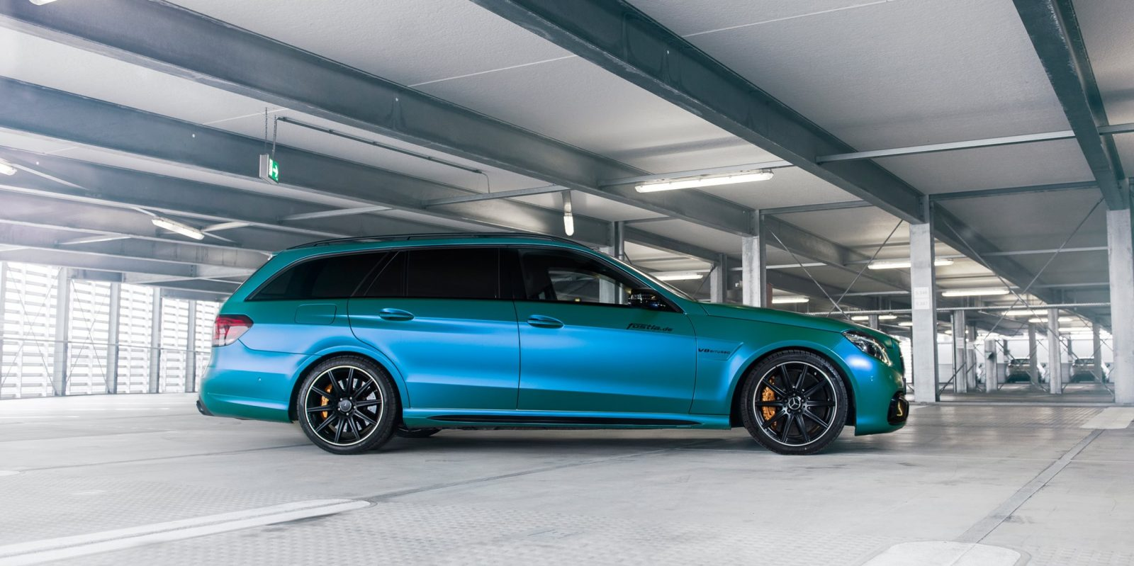 3 3s 193mph 2016 Mercedes Amg E63s Estate By Fostla De