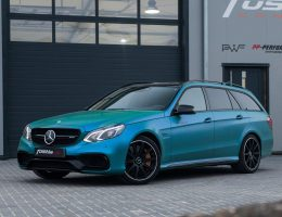 3.3s, 193MPH 2016 Mercedes-AMG E63S Estate By Fostla.de
