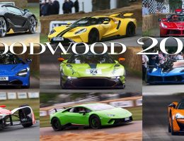 Goodwood 2017 Festival of Speed – Hillclimb Mega Gallery in 200 Photos