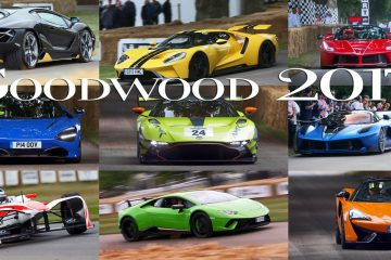 Goodwood 2017 Festival of Speed – Hillclimb Mega Gallery in 200 Photos