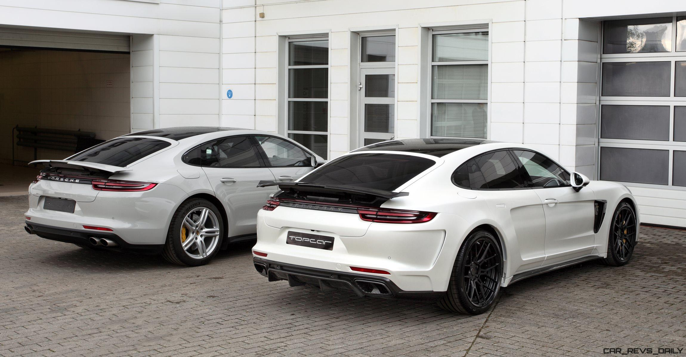2017 TOPCAR Porsche Panamera 971 ...