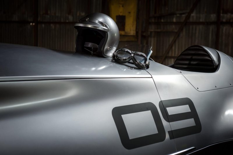 INFINITI retro prototype to debut at 2017 Pebble Beach Concours