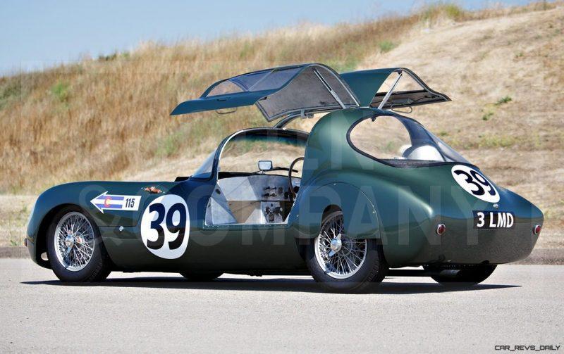 1957 Arnott-Climax 1100 GT 10