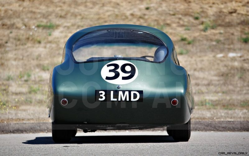 1957 Arnott-Climax 1100 GT 11