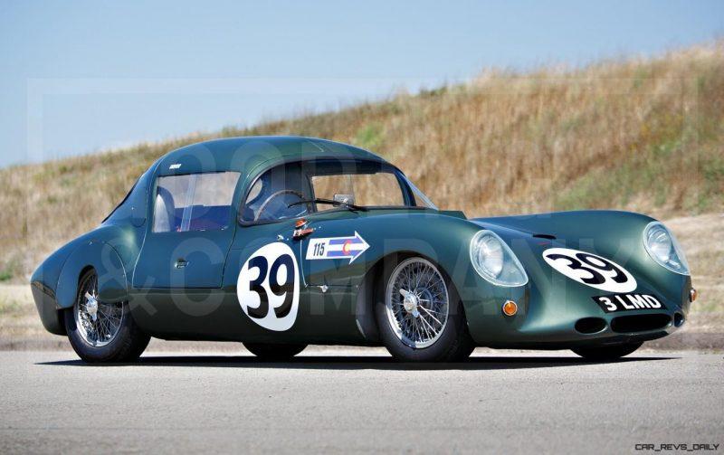 1957 Arnott-Climax 1100 GT 2