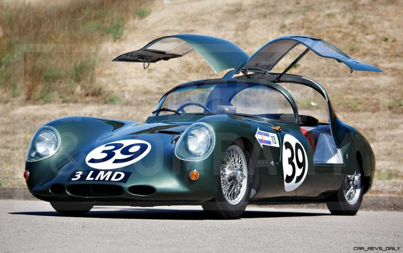 1957 Arnott-Climax 1100 GT 5
