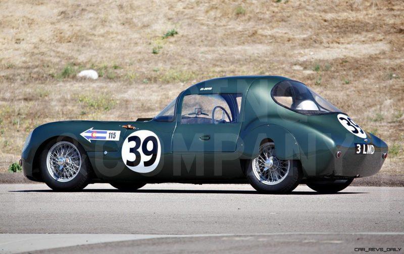 1957 Arnott-Climax 1100 GT 6