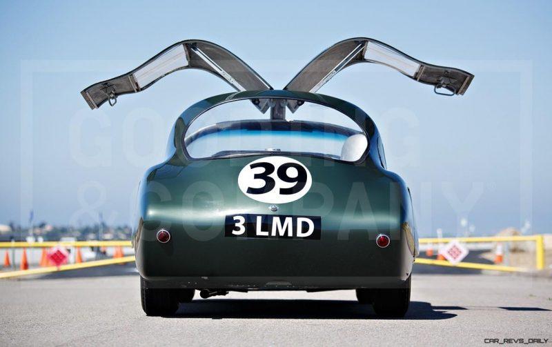1957 Arnott-Climax 1100 GT 9