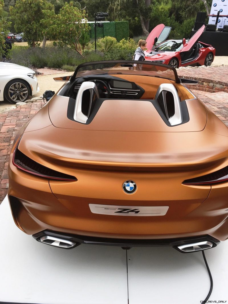 2017 BMW Z4 Concept By James Crabtree 10