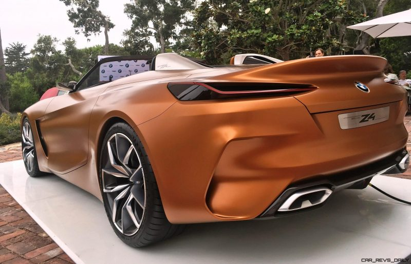 2017 BMW Z4 Concept By James Crabtree 12