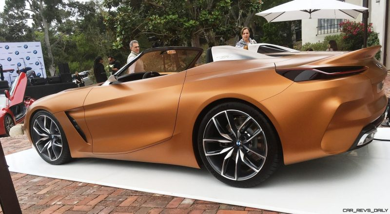 2017 BMW Z4 Concept By James Crabtree 13