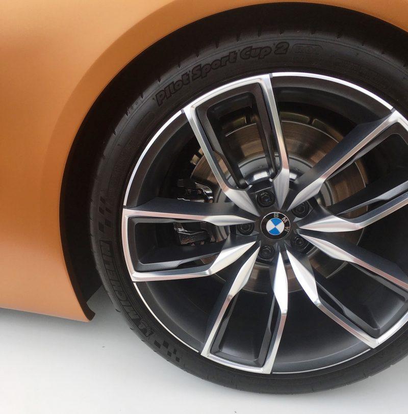 Bmw Z4 New Shape: 2017 BMW Z4 Concept In 44-Photo Exclusive » LATEST NEWS