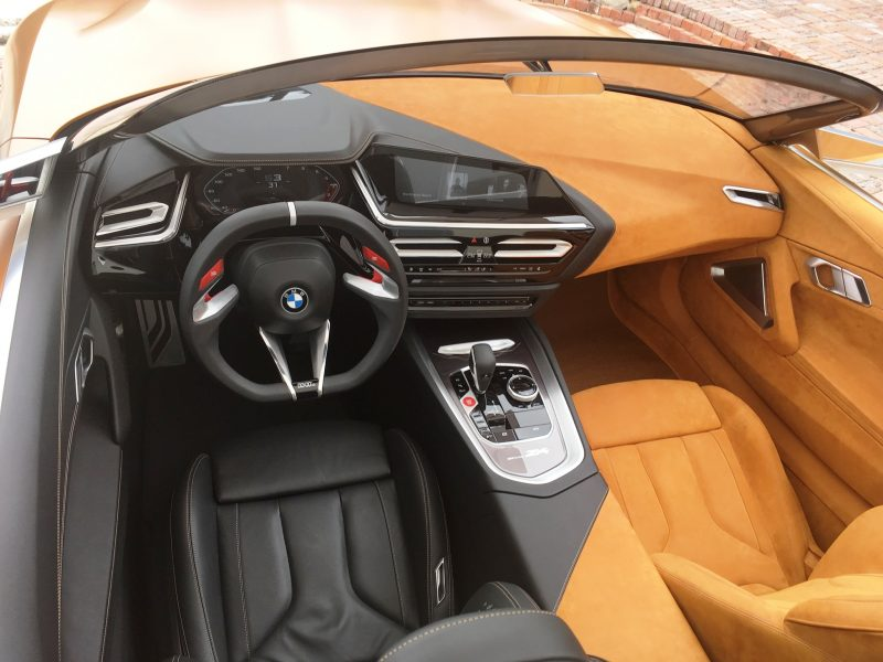 2017 BMW Z4 Concept By James Crabtree 18