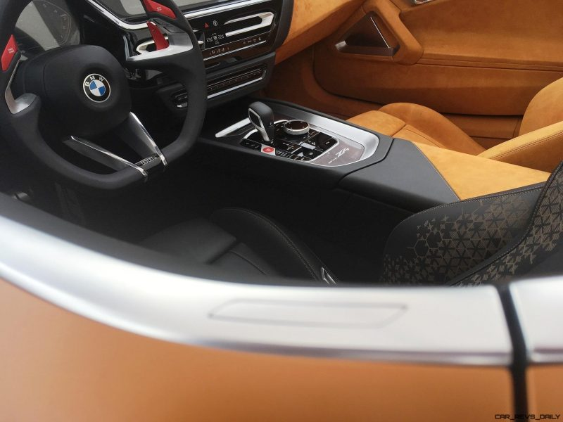 2017 BMW Z4 Concept By James Crabtree 19