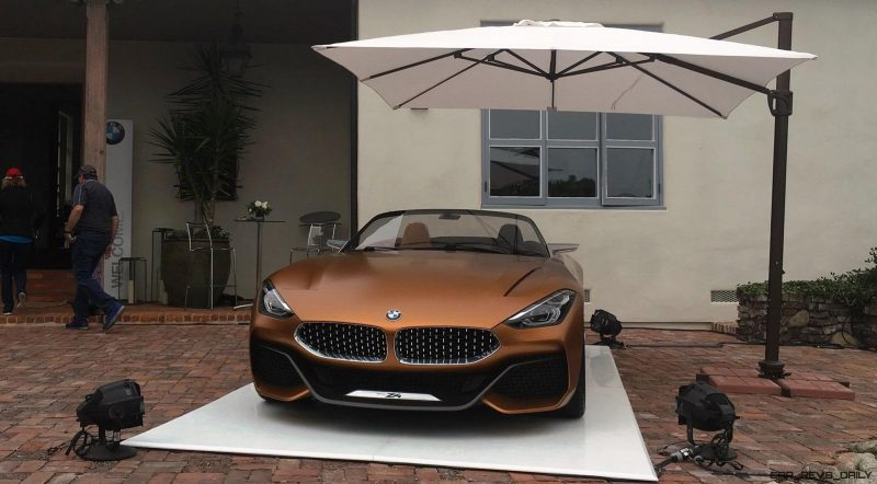 2017 BMW Z4 Concept By James Crabtree 2