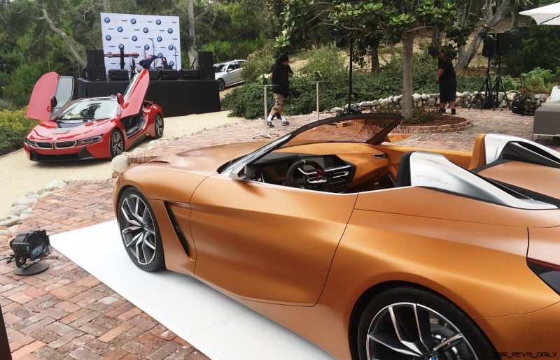 2017 BMW Z4 Concept By James Crabtree 21