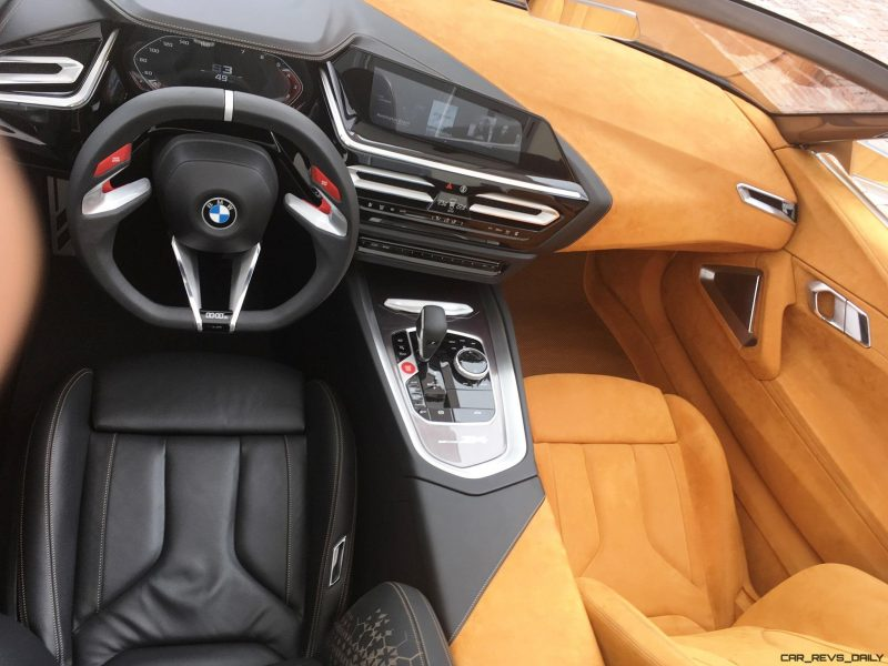 2017 BMW Z4 Concept By James Crabtree 22