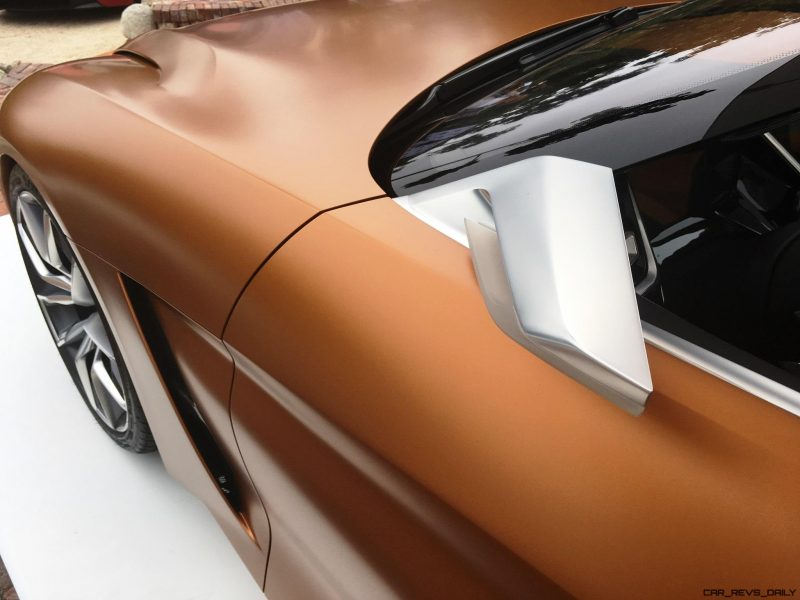 2017 BMW Z4 Concept By James Crabtree 28