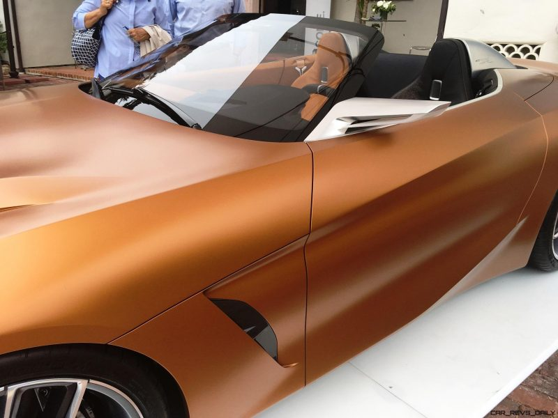 2017 BMW Z4 Concept By James Crabtree 31