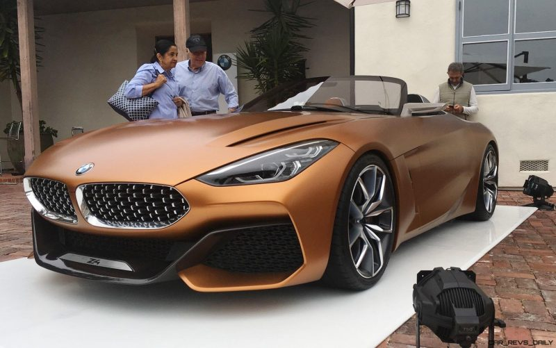 2017 BMW Z4 Concept By James Crabtree 33