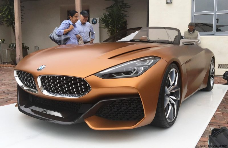 2017 BMW Z4 Concept By James Crabtree 34